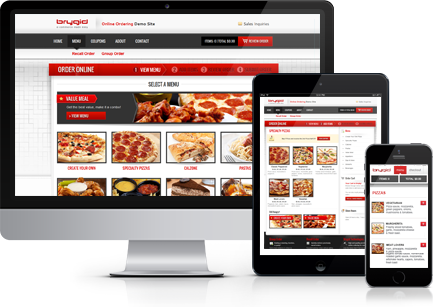 Easy 30 Second Online Ordering